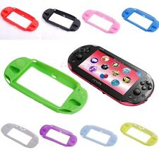 Silicone Soft Cover Case Protector Skin for Sony PlayStation PS Vita 2000
