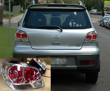 LEFT/RIGHT TAIL LAMP FOR MITSUBISHI OUTLANDER WAGON OUTLANDER ZE XLS 12/02-7/04