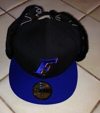 New Era 59Fifty Florida Gators NCAA Dogchain De Chain Stitch Fitted Cap Hat $40