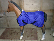 "MINIATURE HORSE/FOAL PONY TURNOUT RUG,  2'3"" to 3', Waterproof"