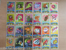 Series 3 Moshi Monsters Mash Up! cards: pick your mirror foil cards (#174-197)
