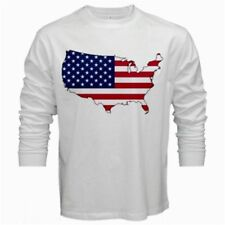 USA Sochi 2014 Olympics Long-Sleeve White Shirt US10