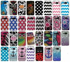 For Kyocera Event C5133 Snap On Protector Rubberized Hard Cover Phone Case