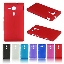 Hot Sale Matte TPU Silicone Gel Case Cover For Sony Xperia SP M35h