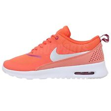 Nike Wmns Air Max Thea Orange White 2014 Womens Running Shoes 1 NSW Sneakers