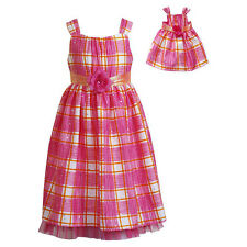 """Dollie & Me Plus 12.5 14.5 16.5 18.5 & 18"""" Doll Matching outfit ft american girl"""