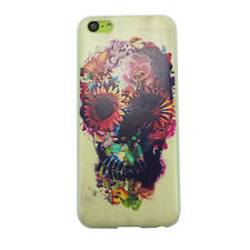 Plastic NEW COOL CHEAP Print Hard Snap On Phone Case Cover Skin Apple iPhone 5C