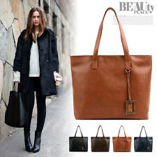 Fashion Handbags Ladies Women Shoulder Tote Satchel Cross Body Faux Leather Bags