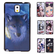 CHEAP!! 3D Dynamic On Cell Phone Hard Cases Covers For Samsung Galaxy Note 3 III