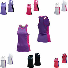 More Mile Womens Ladies More-Tech Racer Back Running  Gym Vest