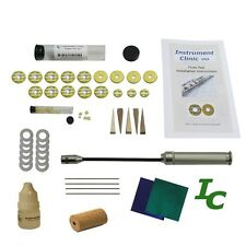 IC300 Flute Pad Kit, Custom Set for Your Flute! w Shims and Wedges, Made in USA!