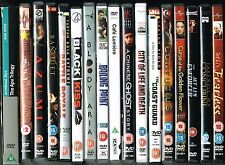 Asian/Foreign Language DVDs (Region 2 with subtitles) Chinese/Japanese etc
