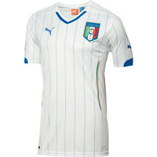 Puma Italy - Italia World Cup WC 2014 Away Soccer Jersey New White