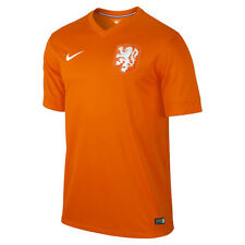 Nike Holland - Netherlands World Cup WC 2014 Home Soccer Jersey New Orange