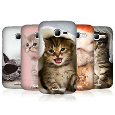 HEAD CASE DESIGNS CATS BACK CASE FOR SAMSUNG GALAXY STAR PRO S7260 S7262