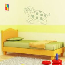 TORTOISE wall sticker reptiles animal decor turtle nature stickers decal vinyl