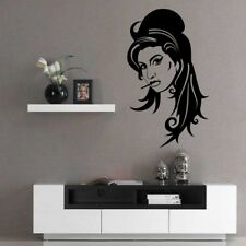 AMY WINEHOUSE wall sticker bedroom mural style large decal vinyl art stickers