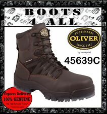 Oliver Work Boots Steel-Toe  AT 45639C Lace-Up NEW SIZE 9.5 ON SALE