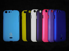 MICROMAX CANVAS 4 A210 HARD BACK COVER / CASE/ SHELL (RUBBERISED-TOUCH)