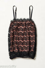 NEW S M L Anthropologie Eberjey Lacere Camisole By Eberjey Great 4 layering $118
