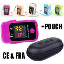 LED Finger Pulse Oximeter Blood Oxygen SpO2 saturation oximetro monitor Free P&P