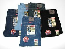 New WRANGLER Regular Fit Jeans Men's Size W34 L34 Choose from Five Colors