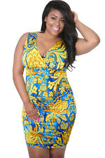 giti online Popular Trendy Stretch Party  Plus Size Too Baroque Girls Dress