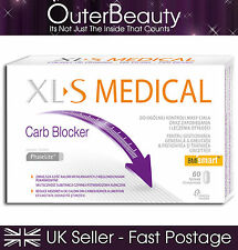XLS Medical Carb Blocker Tablets - 20 - 30 - 60 - 120 and 180 - UK Based Seller