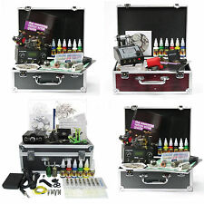 Rotary Machine Tattoo Kit Professional Beginners Starter Home Kits Gun Cheap