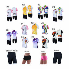 New Women's Bike Bicycle Cycling Clothing Jersey+shorts,Jersey,Shorts,Underwear