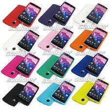 Gel Rubber soft pure Silicone Case Skin Cover for LG D820,D821,LG Google Nexus 5