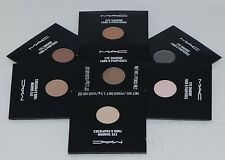 MAC Eye Shadow Pro Palette Refill Pan choose your shade from Q - Z