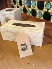 French Style Tissue Box in Annie Sloan Paints Shabby Chic Distressed .