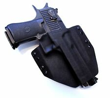 Kydex Desert Eagle XIX 357/44/50 Holster (Black/Tan/OD/Skulls)