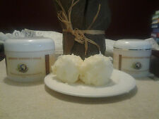 100% Pure, Unrefined Nilotica shea butter from Uganda, Africa - 4 oz. and 8 oz.