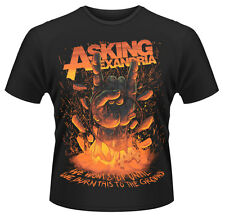 Asking Alexandria 'Metal Hands' T-Shirt - NEW & OFFICIAL!