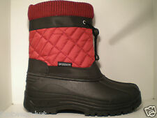 WOMENS WINTER SNOW WALKING WATERPROOF BOOTS WARM FURRY LINED ALL SIZES NEW