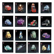 DISNEY CARS 2 CHARACTERS CANVAS PICTURE 16 DESIGNS TO CHOOSE FROM