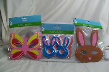 Foam Masks Easter Dress Up Party Favors Costumes Different Styles You Pick *New