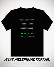 Space Invaders Vintage Aracade Game T Shirt