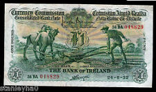 RARE IRISH BANKNOTES Ploughman Lavery Belfast Banking Etc in Great Condition
