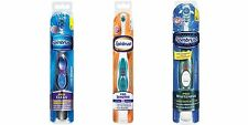Arm & Hammer SPINBRUSH Battery Powered Toothbrush ** CHOOSE YOUR FAVORITE **