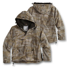 SURPLUS RAW VINTAGE WINDBREAKER JACKET WATERPROOF WINDPROOF NIGHT CAMO DESERT