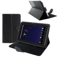 "Universal Folio Magnetic Leather Case Cover Stand for 7.0 7"" inch Tablet PC Pad"