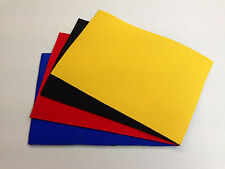 NEOPRENE SHEETS WETSUIT HEAVY DUTY MATERIAL NYLON SECTIONS 3MM 2.5MM 7MM THICK