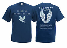 WORLD TOUR 2014 - COLDPLAY T-SHIRT - GHOST STORIES