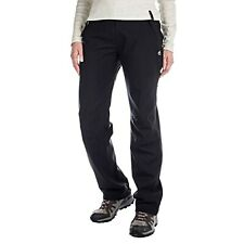 CRAGHOPPERS LADIES AIREDALE WATERPROOF TROUSERS BREATHABLE WALKING BLACK CWW1069