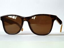 Paul Smith BERMAN Polarized Sunglasses in 1302/83 Brown Tort with Yellow