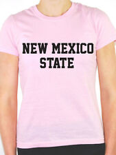 NEW MEXICO STATE - USA College / America / American / Fun Themed Womens T-Shirt