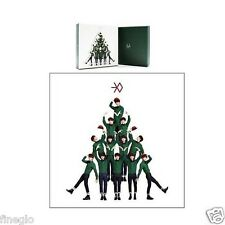 EXO - Miracles in December (Special Album:Korean Ver) CD+Poster+Gift Photo kpop